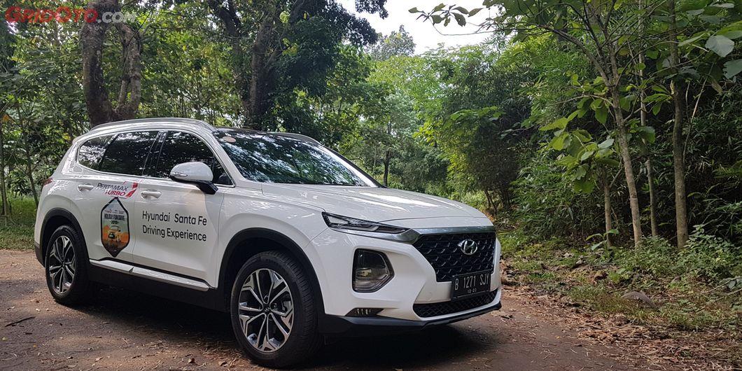 Hyundai Santa Fe XD 2.4 A/T