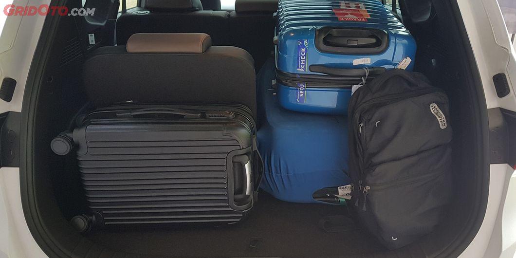 Bagasi Hyundai Santa Fe XG