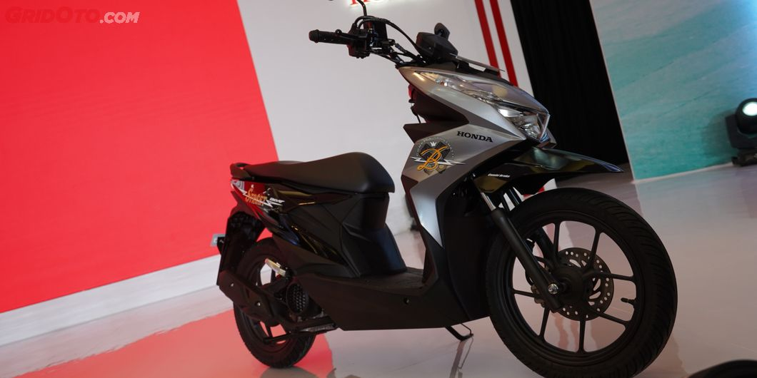 All New Honda BeAT Street 2020