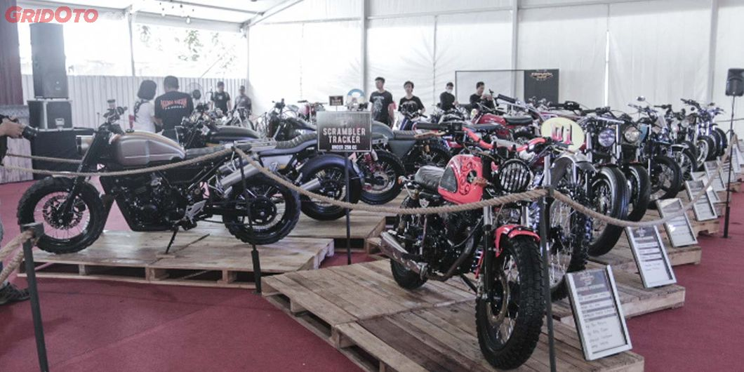 Kontes Modifikasi, Suryanation Motorland Battle 2018 Semarang - Photo : Indra Kurniawan