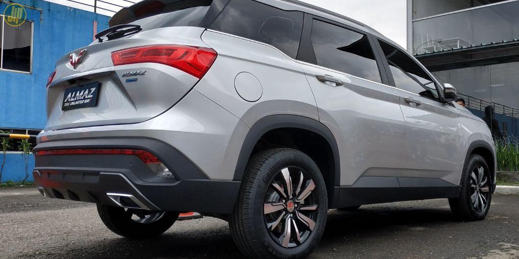 Wuling Almaz, jadi SUV pertama sekaligus produk ke-empat Wuling Motors di Indonesia