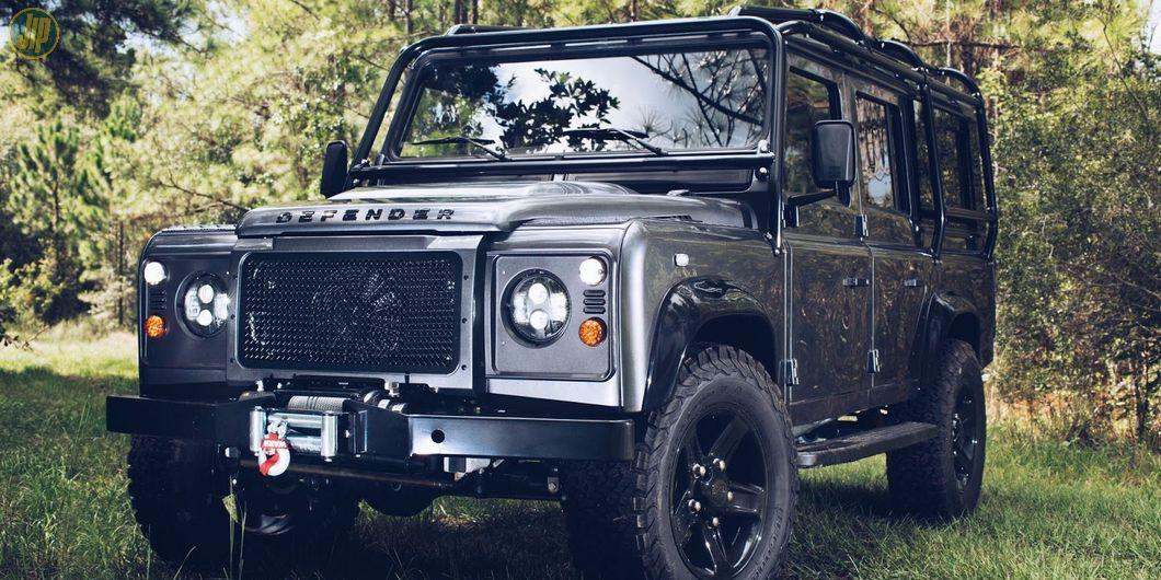 Land Rover Defender 110 garapan East Coast
