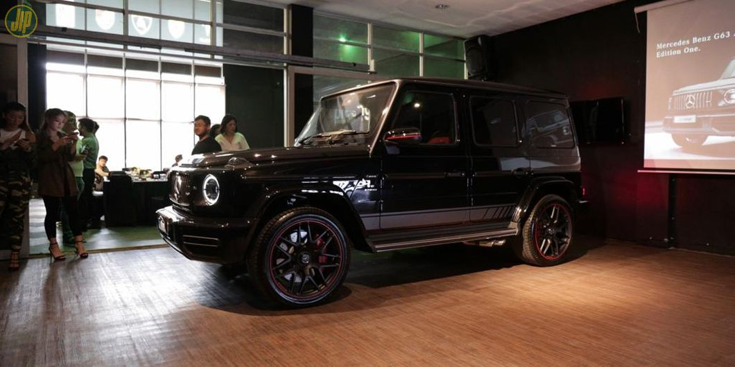 Mercedes-AMG G63 Edition One diluncurkan Prestige Image Motorcars