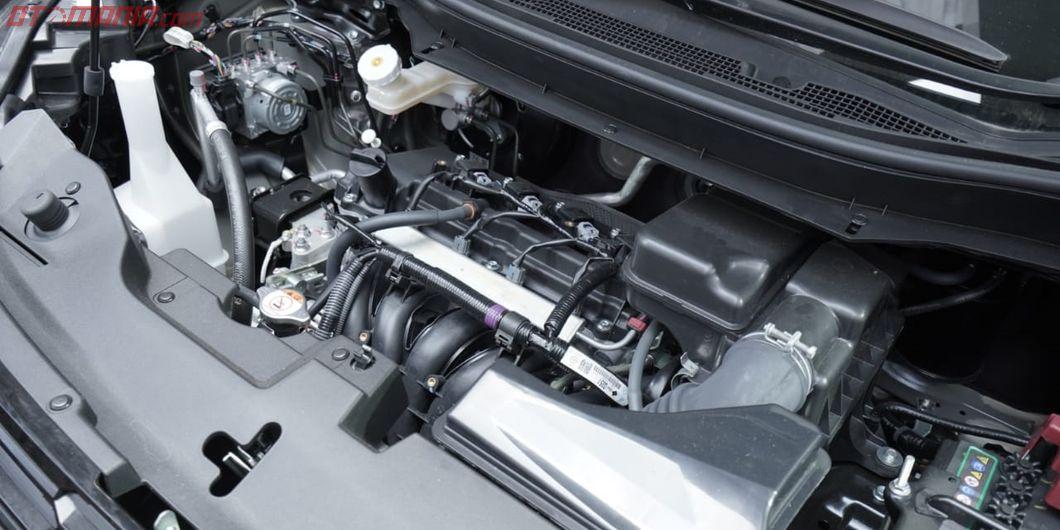 Mesin All New Nissan Livina