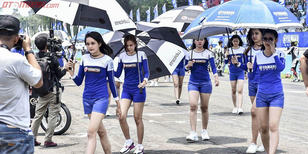 Kelas komunitas 250 Yamaha Endurance Festival 2018. Photo: Agus Salim
