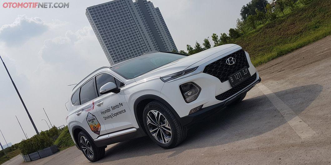 Hyundai Santa Fe XG 2.4