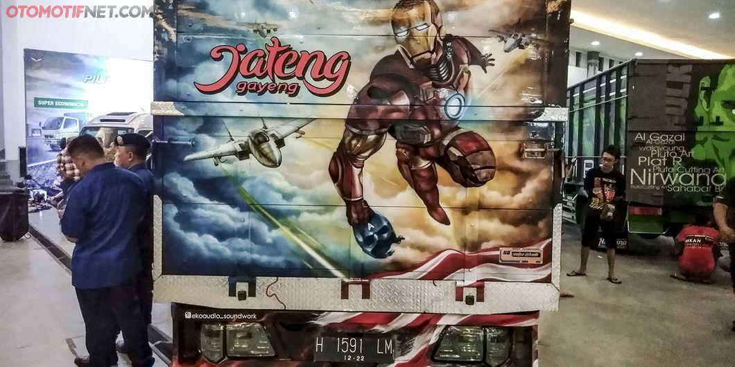 Iron Man, di belakang Avengers, salah satu kontestan di JFT 2018 – Hikmawan M Firdaus