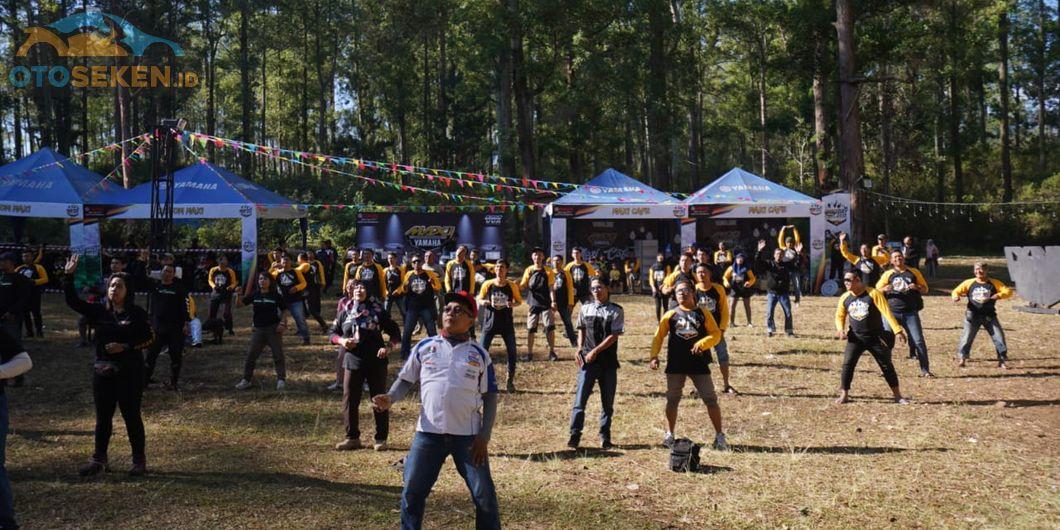 Maxi Yamaha Day 2019 Malang