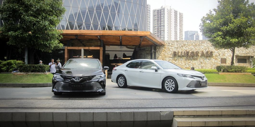 Toyota New Camry 2019