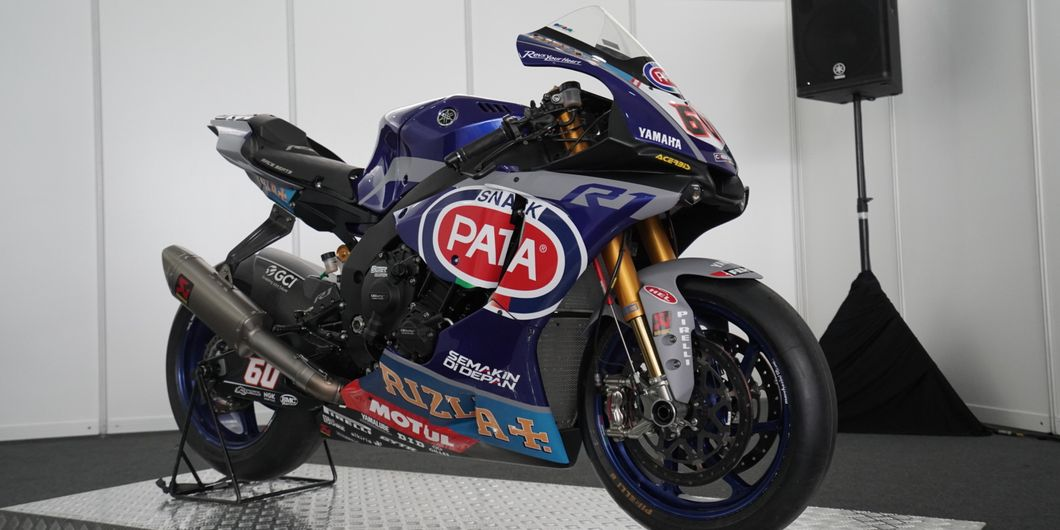YZF-R1 2019 Pata Yamaha Racing Factory