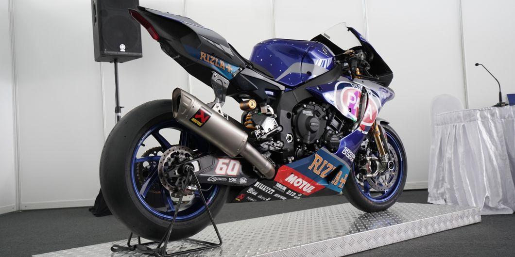 YZF-R1 2019 Pata Yamaha Team