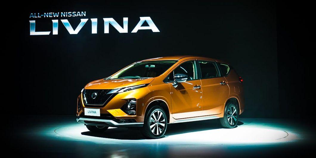 Nissan Livina VL 2019