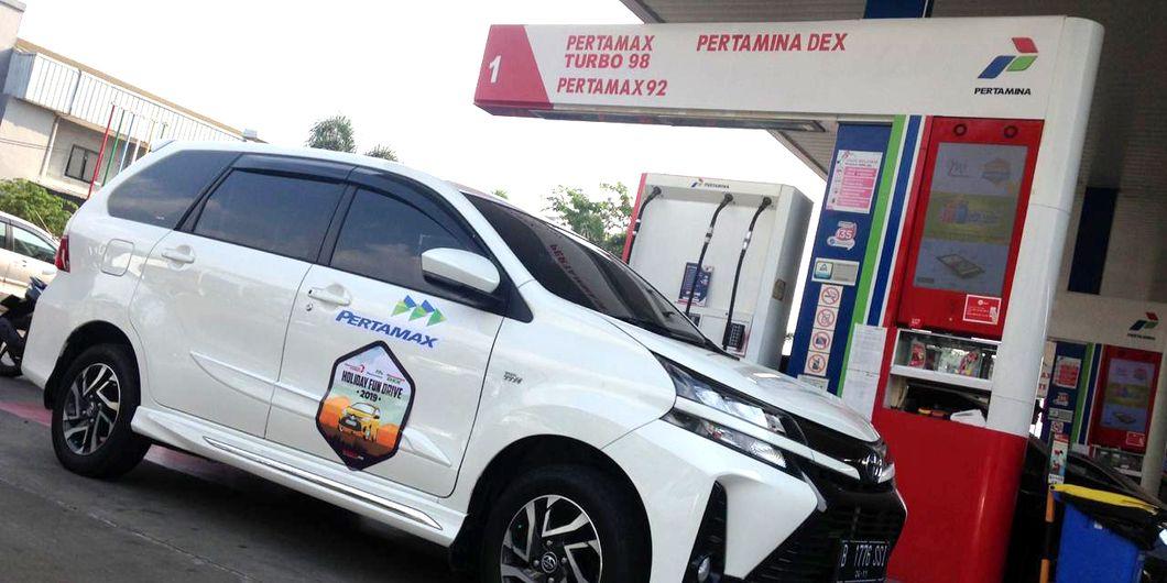 Toyota Avanza 1.5 Veloz AT siap menemani libuaran di HFD 2019
