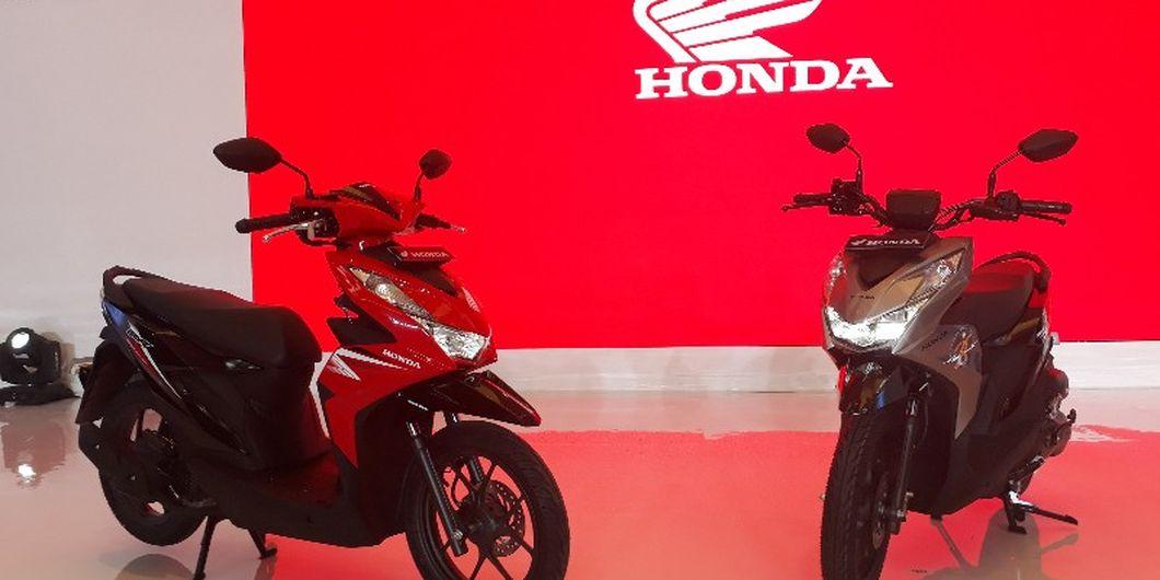 All New Honda BeAT 2020.