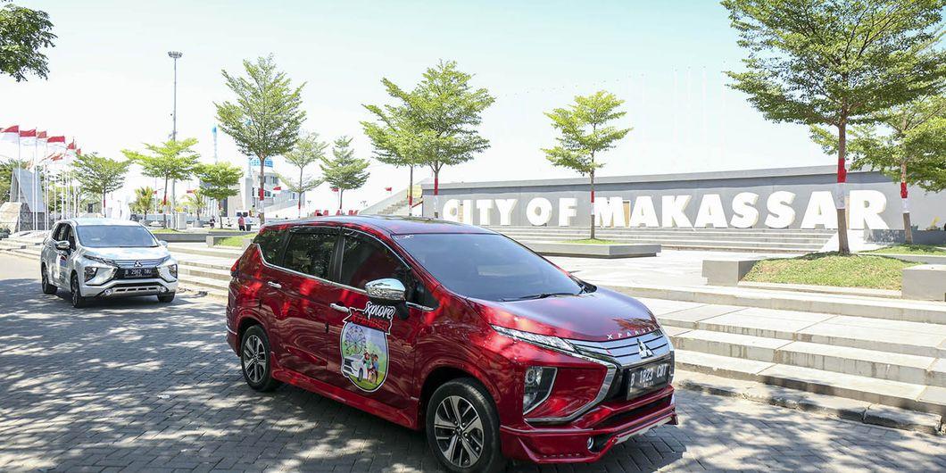 XploreXpander hasil kerjasama PT Mitsubishi Motors Krama Yudha Sales Indonesia dan GridOto.