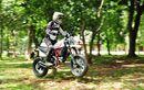 Test Ride Scrambler Ducati Desert Sled, Moge Rp 400 Jutaan Pelahap Dua Alam