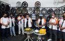 Toyota Soluna Vios Club Berusia 13 Tahun, Gelar Syukuran Sekaligus Servis Bareng