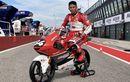 Mario Aji Debut di Moto3 Emilia Romagna 2021, Persembahan ke Almarhum Ayah
