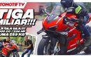 Super Ringan dan Langka! Ducati Superleggera V4, Cuma 500 Unit di Dunia Ada di Indonesia, Tonton Videonya