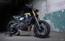 Yamaha XSR700 Street Tracker, Tamping Garang, Kaki-kaki Makin Istimewa