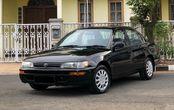 Klimis Full Original, Toyota Great Corolla 1.3 SE Tahun 1992 Dijual Harga Wajar
