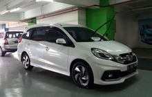 Daftar Harga Honda Mobilio 2014 Juni 2021, RS Manual Hanya Rp 100 Jutaan