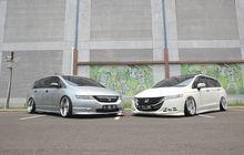 Honda Odyssey 2004 Dan 2012, Modifikasi Penganut Static VS Bagged