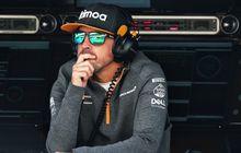 fernando alonso minat kembali ke balapan f1, tapi ada syaratnya