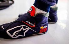 Mengenal Keren dan Efektifnya Sepatu Balap Alpinestars di F1