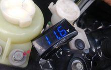 Tips Rawat SUV, Ini Dia Efek Voltase Aki Ada di Bawah 12 Volt