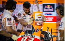 Emang Sengaja, Ini Tujuan Mekanik Masukin Spons ke Tangki Motor MotoGP
