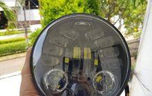 lagi tren lampu daymaker di motor, begini spek lengkap dan harganya