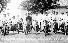 Ngaku Bikers Wajib Tahu Klub Motor Pertama di Indonesia, Merdeka Saja Belum, Tapi Sudah Kopdaran