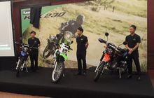 pertama di dunia! motor baru kawasaki klx 230 mengaspal di indonesia, harga promo mulai rp 30 jutaan