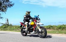 kenalan sama 3 riding mode moto guzzi v85tt, ada mode off-road nih!