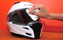 begini cara yang benar cuci helm sendiri! langsung cek videonya
