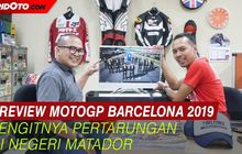 video preview motogp barcelona: sengitnya pertarungan di negeri matador