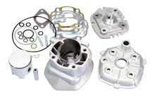 apa keunggulan blok silinder aluminium ceramic dibanding bawaan motor?