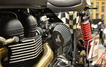 filter udara aftermarket motor ada 2 macam di pasaran, ini bedanya