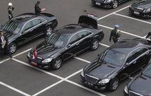 mobil dinas mercedes-benz s600 guard jokowi mulai bermasalah. power window macet, audio ngaco!