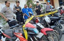 modus nyamar jadi tukang parkir, pelaku curanmor di magelang dibekuk polisi