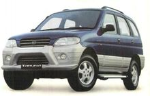 Harga Terkini Daihatsu Taruna Tahun 2003, SUV Bikin Nyaman Kantong