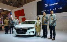 diimpor utuh dari thailand, honda accord turbo hanya tersedia ratusan unit tahun ini