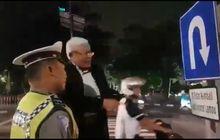 video profesor kuliahi polisi menjadi viral, ini isi surat terbuka sang guru besar
