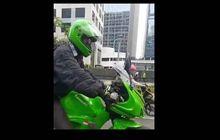ternyata ini kawasaki ninja paling irit dan ramah polusi, di indonesia lo!