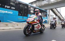 kembali ke tim moto2 'indonesia' pembalap dunia ini diajak satmori di jakarta
