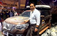 all new nissan terra taklukkan papua dalam program ring of fire