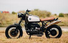 bmw r100r 1994 tampil manis dengan konsep modern klasik minimalis