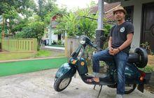 vespa bajaj classic sl, koleksi langka yang hanya ada belasan di indonesia