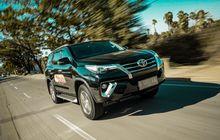 Jadi Fitur Keselamatan Penting, Airbag Toyota Fortuner Akan Mengembang Saat Kecelakaan di Kecepatan Segini
